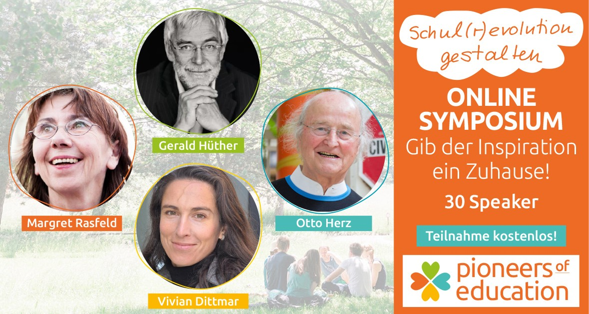 Online Symposium: pioneers of education